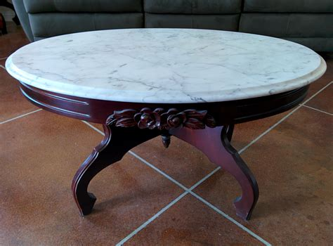 oval marble top coffee table antique marble top coffee table bukit