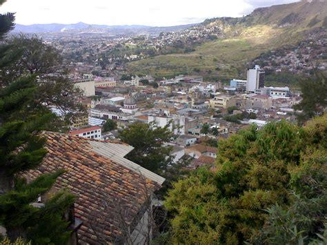 Hn Hn Hn city map of tegucigalpa honduras