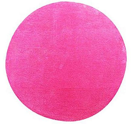 pink circle rug alexfultondesign question time rugs