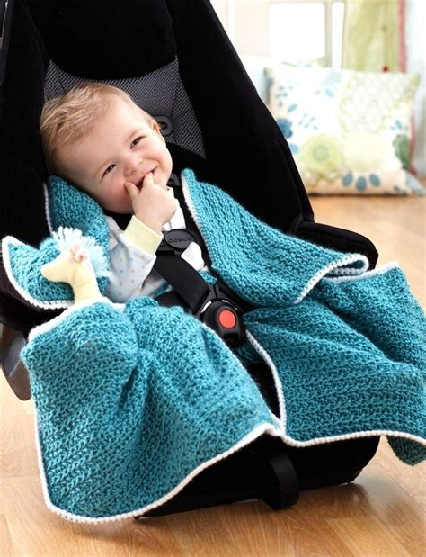 Knitted Car Seat Blanket by 359 Best Images About Knit Blankets On Free