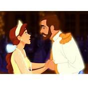 Disney Princess Anastasia Cartoon Desktop Wallpaper