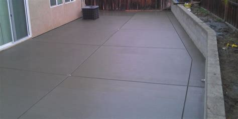 Concrete Patio Slabs Home Design Ideas And Pictures Concrete Patio Slabs