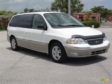 2000 ford windstar color codes