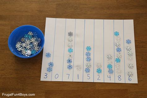 for preschoolers winter learning activities for preschool