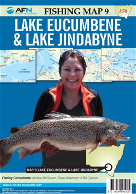 fishiq complete seasonal guide to lake fish books lake eucumbene lake jindabyne fishing map 9 afn maps