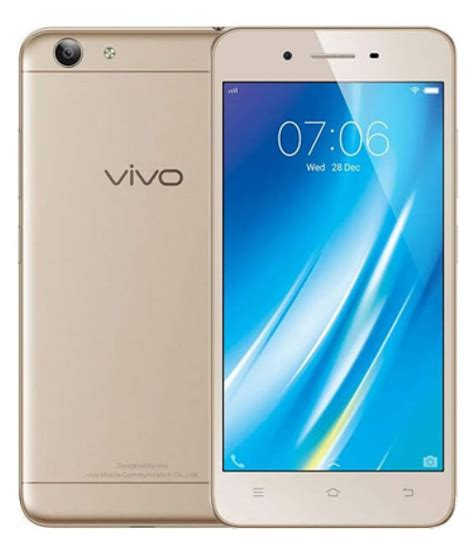 Vivo Y53 Free Ongkir vivo y53 16gb mobile phones at low prices snapdeal india