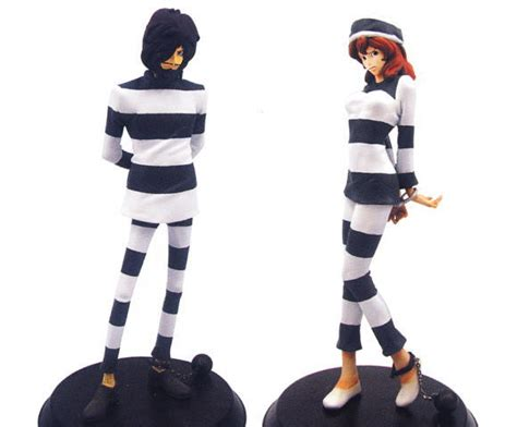 Figure Anime Stylish Figure The Prison Breakers Ii Mine Fujiko dx stylish figure mine fujiko prison breakers ii my anime shelf