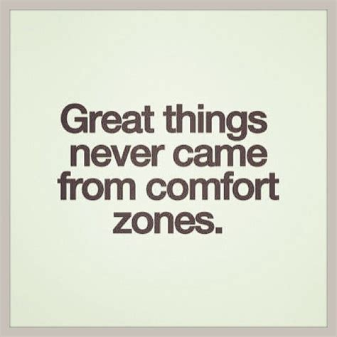 comfort zone quotes like success