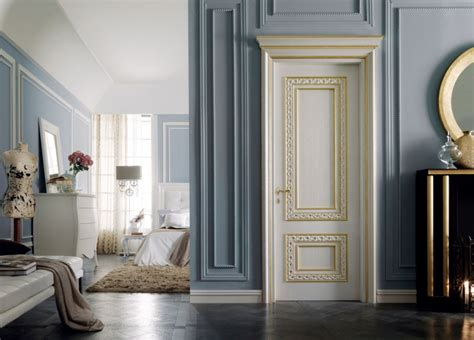 Italian Interior Doors Castiglione 169 Classic Wood Interior Doors Italian Luxury Interior Doors New Design Porte