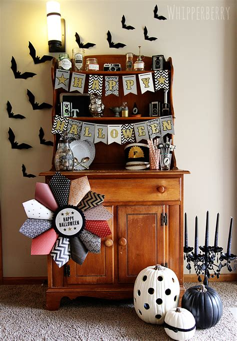 Home Decor Trends Over The Years by Halloween Decorations With American Crafts Amp Target
