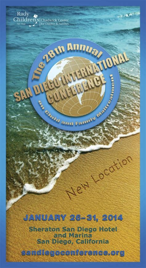 Mba San Diego Conference by 28th Annual San Diego International Conference On Child