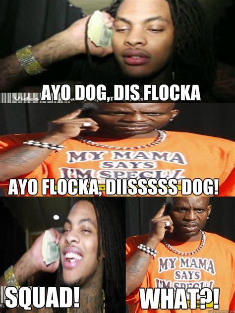 Waka Flocka Meme - 9 things waka flocka flame would do as president of the united states rooster magazine