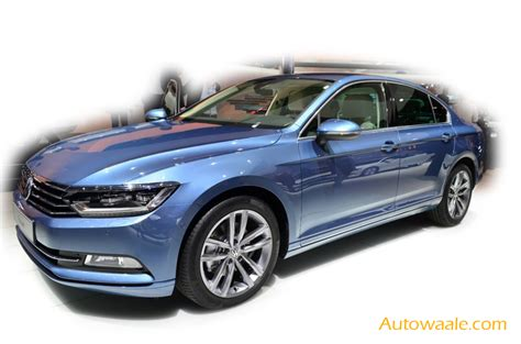 new volkswagen passat new volkswagen passat b8 expected in india in february