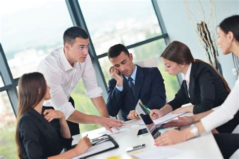 Office Meeting by R D Tax Credit Myths Small Business Tax Help
