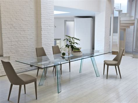 tavoli in cristallo prezzi midj tavolo toronto allungabile cristallo tavoli a