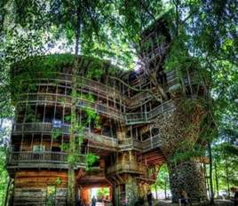 Backyard Hotel Costa Rica Tree House In Tennessee Cool Places To Go Visit Pinterest