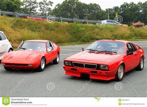 Lancia Sports Car Classic Lancia Scorpion Sports Car Fiat Lombardi Grand