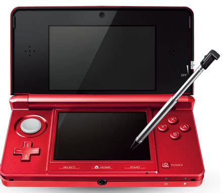 console nintendo ds rouge doccasion