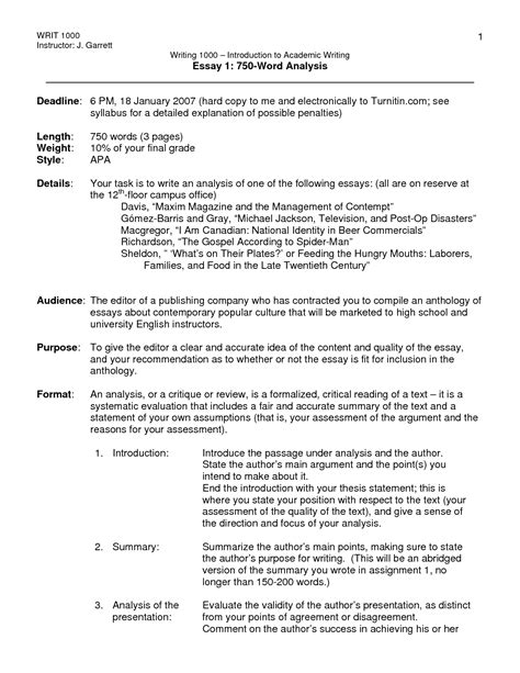Format Exle Essay by Apa Format Sle Research