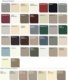 mid america shutter colors mid america shutter colors exterior color selections