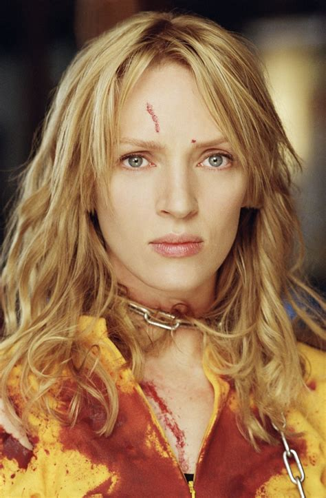 uma thurmans hair in kill bill 111 best images about kill bill on pinterest film kill