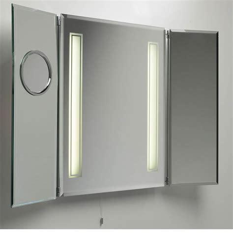 Bathroom Medicine Cabinet With Lights Neiltortorella Com