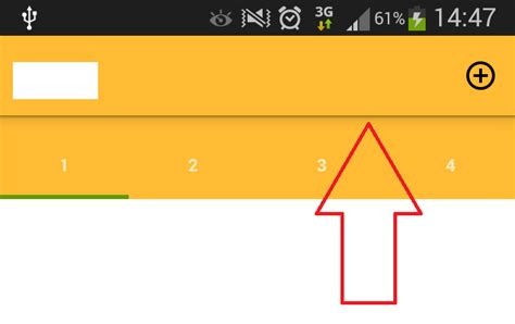remove bar android android remove shadow and line below bar using support library stack overflow