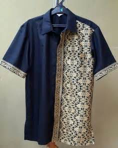 Baju Pria Gamis Koko Kombinasi Songket Material Cotton Limited new embroidery designs for designs for gents kameez embroidery designs for