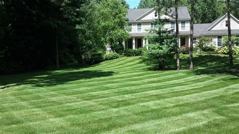 Lawn Care Mowing Service Saratoga Clifton Park Albany Landscaping Albany Ny