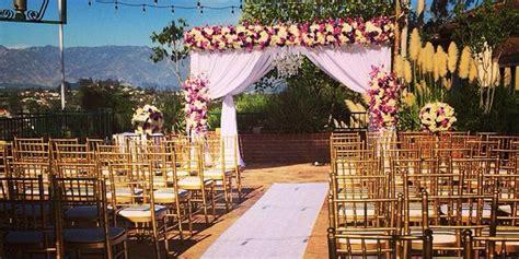 wedding venues in monterey park ca luminarias restaurant special events weddings