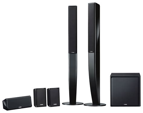 buy yamaha  channel home theater speaker system