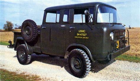 jeep fc m 677 crew cab cerlist diesel alpine