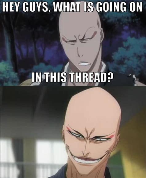 Whats Going On Meme - ikkaku s quot hey guys quot hey guys what s going on in this