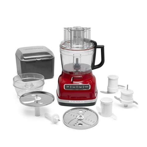 Mixer Merk Kitchenaid Kitchenaid Kfp1133 11 Cup Food Processor With Exactslice System