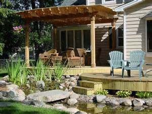 small patio ideas budget:  create patio ideas on a budget patio ideas budget with swimming fish