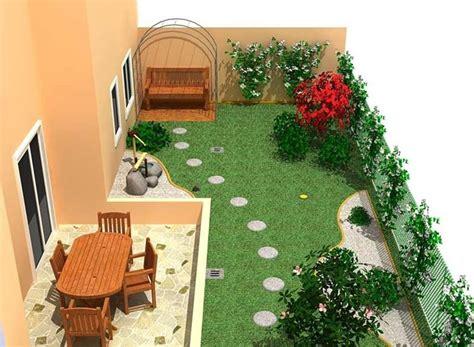 progettare un piccolo giardino realizzare giardino progettazione giardini realizzare