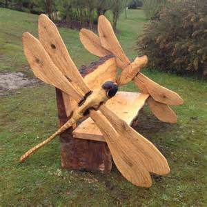 Wooden Picnic Benches Portfolio Chainsaw Carvings Co Uk