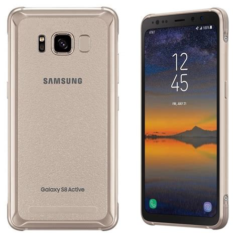 t samsung s8 new samsung galaxy s8 active 64gb sm g892a unlocked at t tmobile smartphone ebay