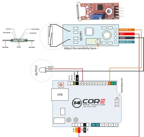 reed switch wiring diagram 26 wiring diagram images