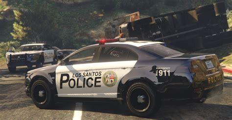 mod gta 5 lspd realistic lspd police car skins gta5 mods com