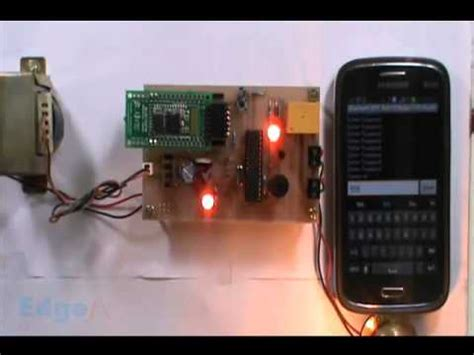 Garage Door Opener Remote Android Remote Garage Door Opener Using Android Device