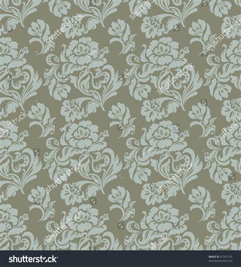 svg pattern bitmap seamless pattern ornament floral curtains bitmap stock