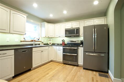 discount cabinets and appliances gray kitchen cabinets with ge slate appliances kitchens
