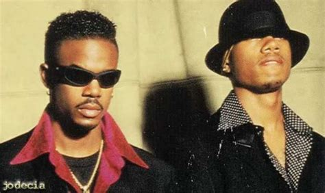 devante swing children mr dalvin devante da bassment crew pinterest