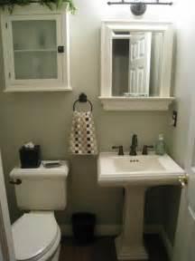Tiny Half Bathroom » Home Design 2017