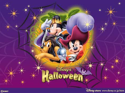 imagenes de halloween disney disney halloween backgrounds wallpaper cave