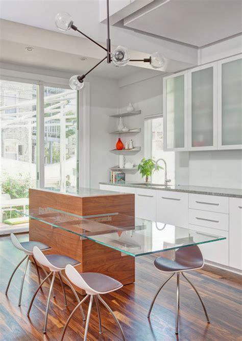 cocinas de diseno con isla dise 241 os de modernas cocinas con islas construye hogar
