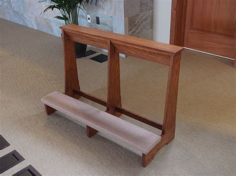 kneeling prayer bench pdf diy prayer kneeling bench plans download portable