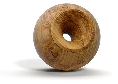 Cremation Vase Tierurnen Aus Holz