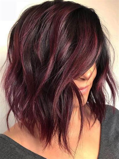 colores para pelo colores de pelo de moda 2018 instyle